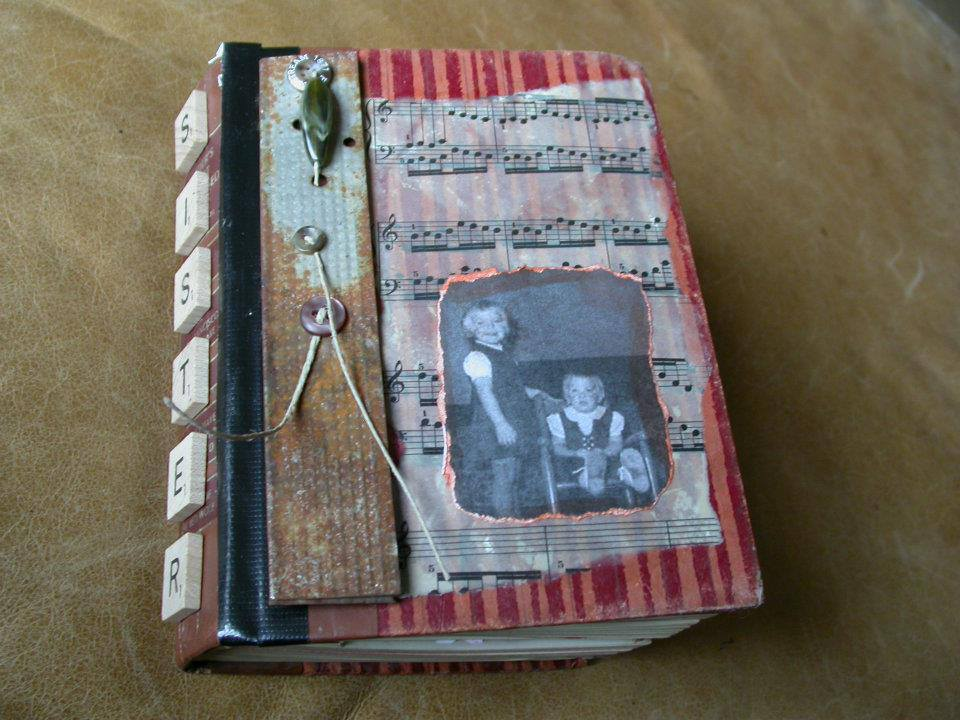 Book Collages